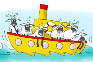sheep-ship